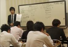 2011年5月26日集客・営業のための「ウェブサイト」活用講座の様子2