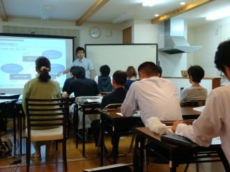 セミナーの様子1「ウェブサイトを超営業マンにする‐現状分析・戦略立案編」2011年6月23日