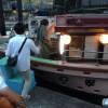 2014年の社員旅行は隅田川の屋形船。(2014年8月)