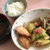 あやとり食堂は当社代表の生田自らが鍋を振っています。 「健康経営」を大事にしています。